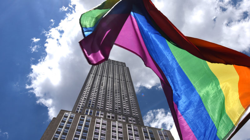 TOPSHOT-US-NYC-PRIDE-MARCH-homosexuality-demonstration