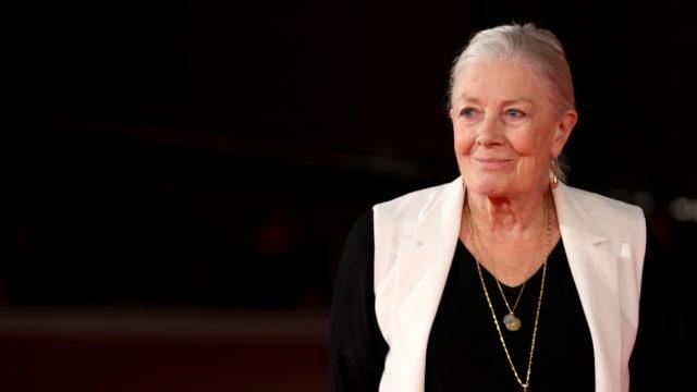 Vanessa Redgrave Red Carpet – 12th Rome Film Fest
