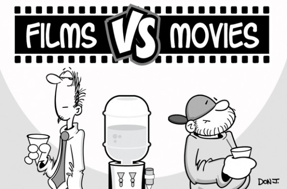FIlms vs. Movies #110