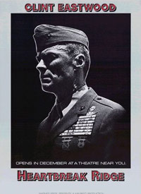 Eastwood's Unreciprocated Love of the Military
