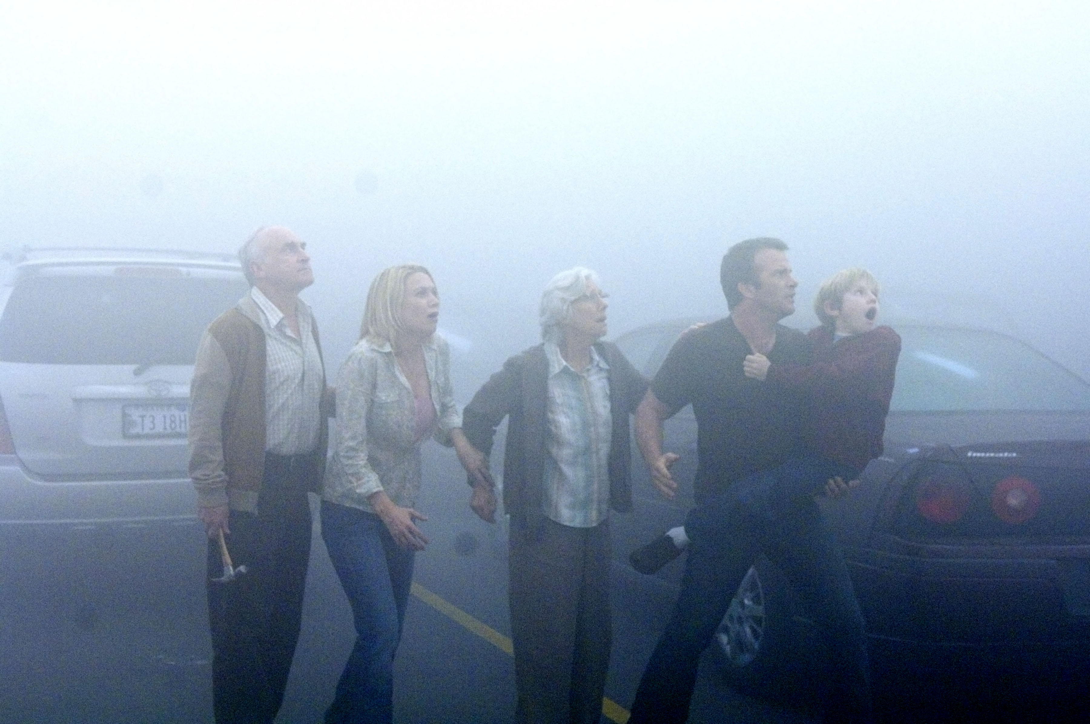 From Optimist to Pragmatist, an Interview with Laurie Holden about <i>The Mist</i>