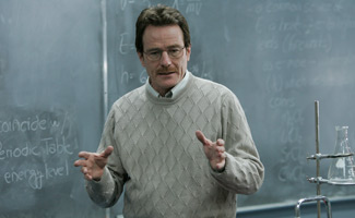 The Four Degrees of Bryan Cranston