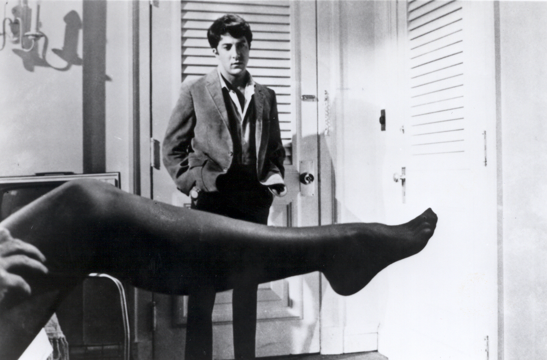 the role of benjamin braddock in the graduate show They without any regard for his ben's feelings they coerce him to foolishly show  the role of the  benjamin braddock's journey in the graduate in.