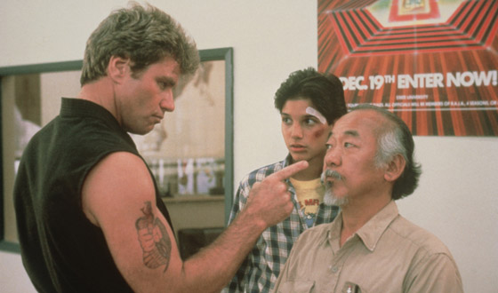 The <i>Karate Kid</i> Movies Have The Best Soundtracks of All Time&#8230; Really!