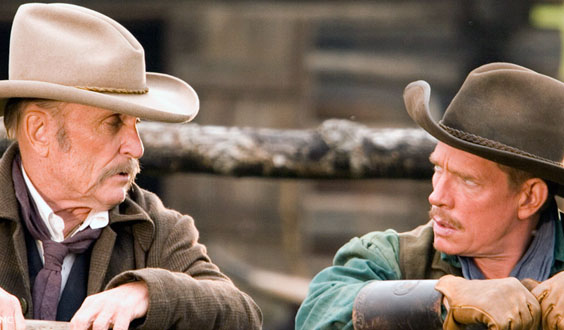 For Robert Duvall, the Western Is Shakespeare