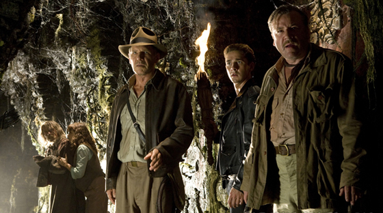 Indiana Jones and the Migration Towards Science Fiction