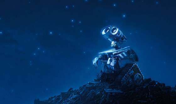 <I>Wall-E</i> Review &#8211; Animation with an Agenda