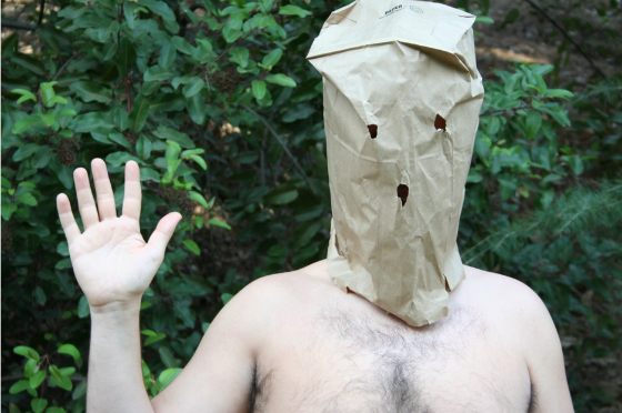 <I>Baghead</i> Review &#8211; The Duplass Brothers Stock a Cabin in the Woods With Lots of Tension, but Not Enough Horror