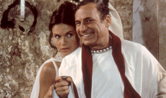 Should <I>History of the World: Part 1</i> Be Mel Brooks&#8217; Next Broadway Musical?