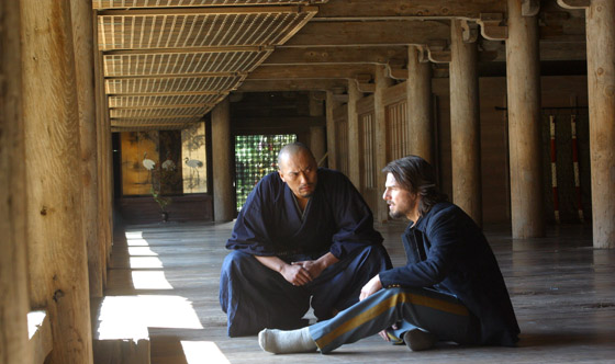 <i>The Last Samurai</i> Launched the American Career of  a Japanese TV Star