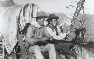 <I>The Comancheros</i> and <i>3:10 to Yuma</i> Are <i>Odd Couple</i> Westerns