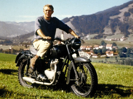 The Time Has Come to Learn Why Steve McQueen Is the King of Cool