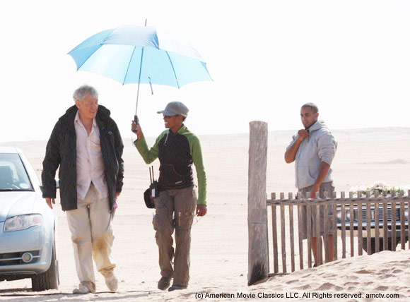 Ian McKellen's Blog – Delays, Directors, Nights in Namibia