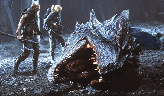<i>Reign of Fire</i>&#8216;s Effects Gurus Also Brought Us Rapping Kangaroos and Cuddly Dalmations
