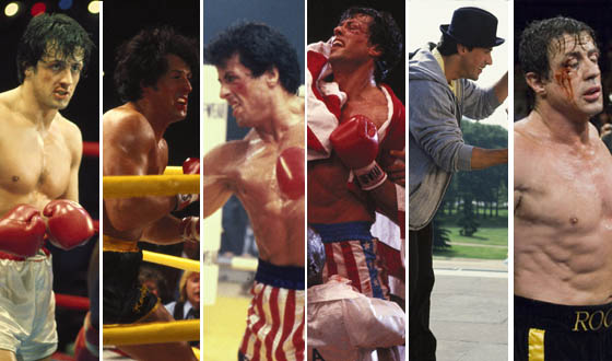Six <I>Rocky</i> Movies but Only One Can Be the Best&#8230; Decision Please