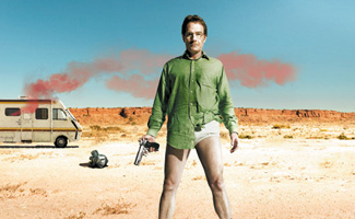 <I>Breaking Bad</i> Season 1 DVD Now Available for Pre-Order