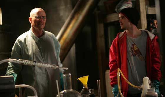 Stephen King Rates <i>Breaking Bad</i> as the Best; <i>LA Times</i> Predicts Golden Globe Noms