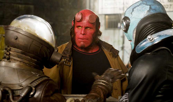 Scott Sigler &#8211; The <I>Hellboy II</i> DVD Showcases a Well-Spent $82 Million