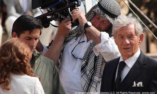 Ian McKellen's Blog – Shooting at a Wizard's Pace