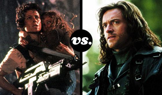 Monster Hunter Tournament, Round 2 – Van Helsing (No. 4) vs. Ripley (No. 5)