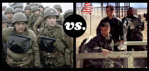 The Battle Rages on: Which War Movie Is Best?