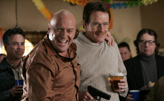 <i>Breaking Bad</i> Wins AFI and Satellite Awards