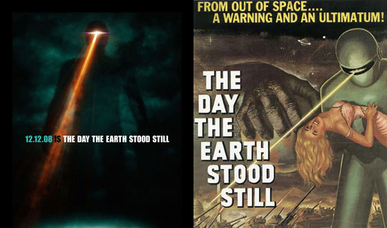 Now or Then &#8211; <i>The Day the Earth Stood Still</i> 2008 or 1951?
