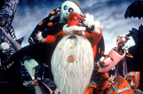 Daily Movie Quiz – Santa in the Movies