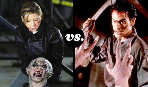 Master Monster Hunter Tournament – Buffy (No. 1) vs. Ash (No. 2)