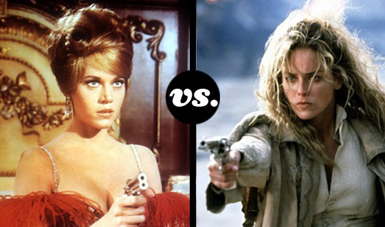 John Wayne Rules, Sure, but Who's the Toughest Gal in the West?