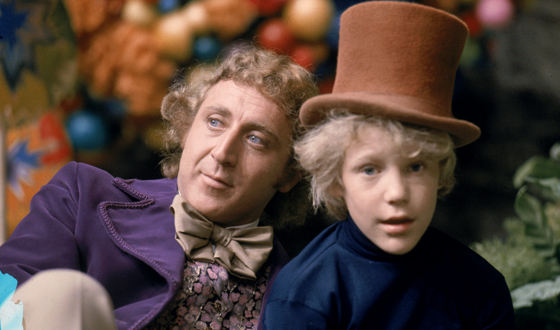 Gene Wilder Backflipped His Way Into the Role of Willy Wonka