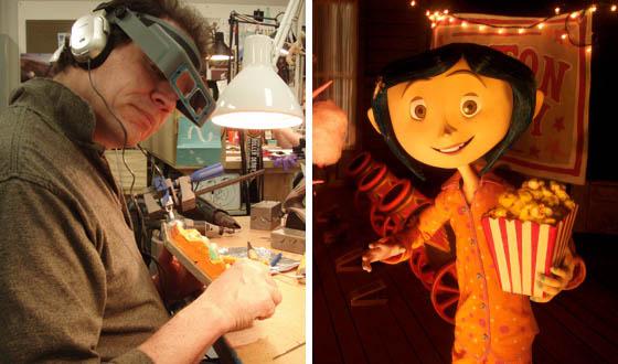 Mary Robinette Kowal Talks Shop With <em>Coraline</em> Puppeteer Lance Woolen