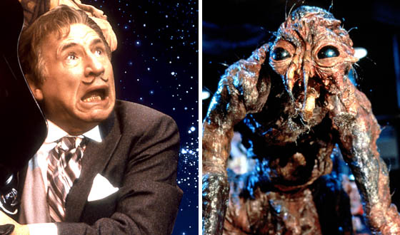 The Grotesque Genius of Mel Brooks&#8217; <em>The Fly</em> and Pizza the Hutt