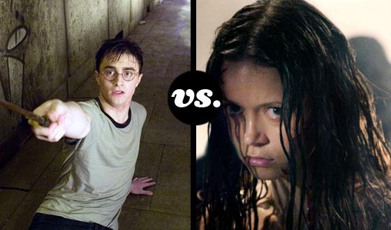 Greatest Supernatural Teen Tournament – Harry Potter (No. 1) vs. River Tam (No. 16)