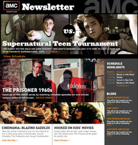 Sign-Up for the AMC Newsletter Today