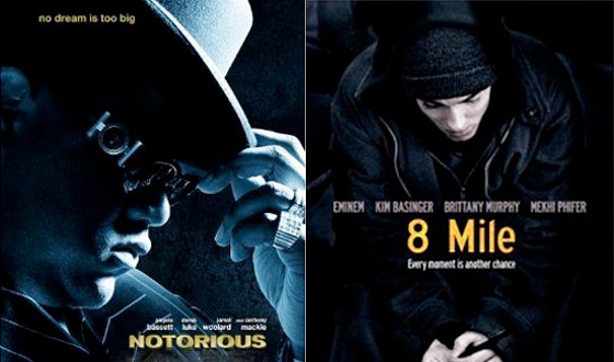 Now or Then &#8211; <i>Notorious</i> or <i>8 Mile</i>