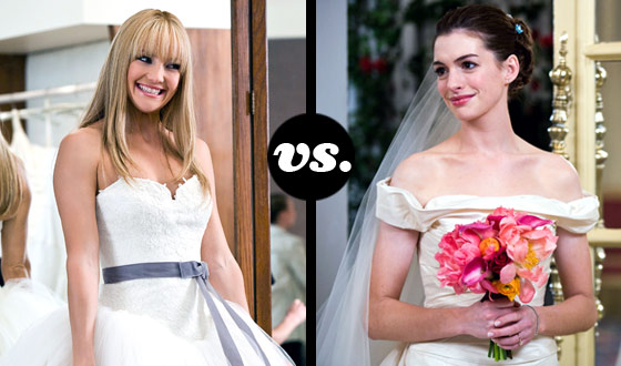 Is There a Bridezilla Scarier Than Kate Hudson or Anne Hathaway?