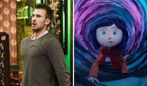 Movie Reviews &#8211; <em>Push</em> Hypnotizes, <em>Coraline</em> Horrifies
