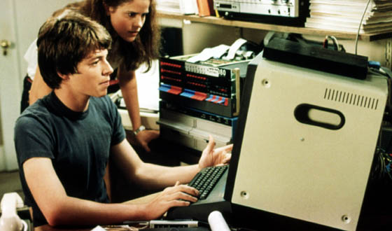 Matthew Broderick and Keanu Reeves Save the World, One Keyboard at a Time