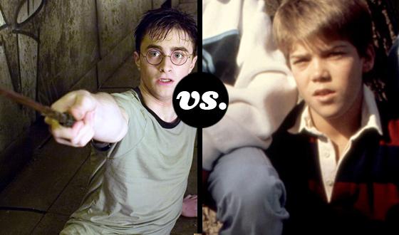 Greatest Supernatural Teen Tournament – Semifinals: Harry Potter (No. 1) vs. Sean Crenshaw (No. 12)