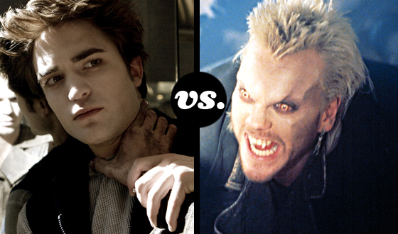 Greatest Supernatural Teen Tournament – Round 2: Edward Cullen (No. 2) vs. David (No. 7)