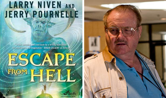 <em>Escape From Hell</em> Author Jerry Pournelle Discusses Computer Geek Hell