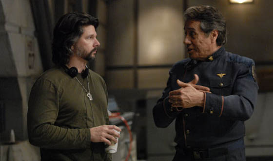 Ronald D. Moore on the Meaning of God in <em>Battlestar Galactica</em>&#8216;s Finale