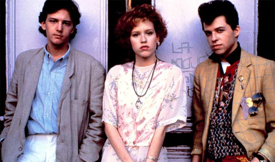 Pictorial Proof That John Hughes Grew Up One Movie at a Time