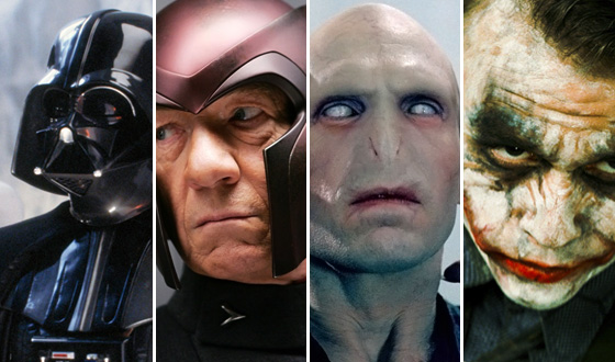 Vader and Magneto, Voldemort and The Joker Face off in Super Villain Final Four