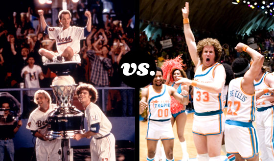In This Basketball Tournament, Trey Parker and Will Ferrell Have Hoop Dreams of Their Own