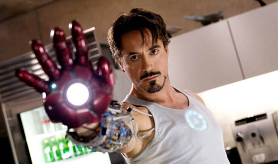 Iron Man Knows It's the Age of Cold Fusion