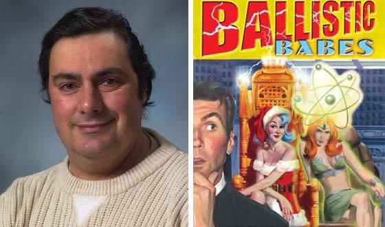 <em>Ballistic Babes</em> Author John Zakour Has a Role for Bruce Campbell
