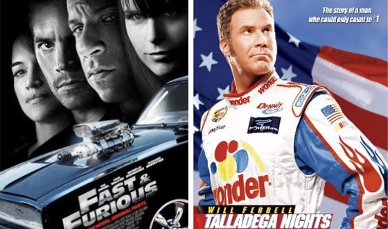 Now or Then &#8211; <i>Fast &#038; Furious</i> or <i>Talladega Nights: The Ballad of Ricky Bobby?</i>