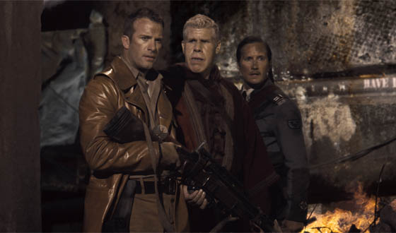 Ron Perlman (<em>Mutant Chronicles</em>) Ponders Growing Old With <em>The Hobbit</em>
